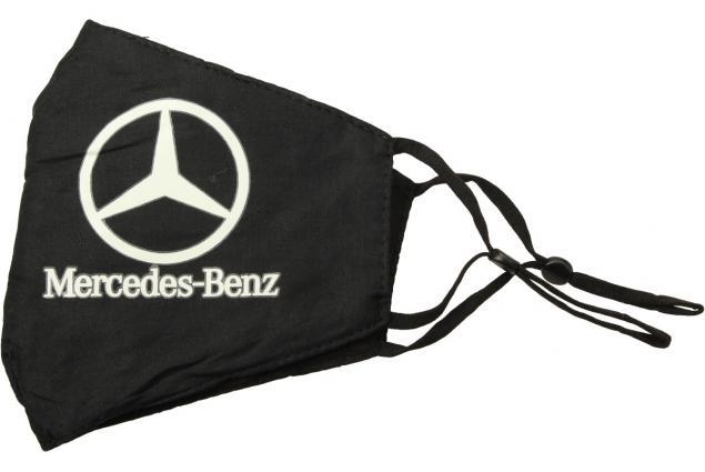 Foto 4 - Rouška Mercedes-Benz fosforeskující
