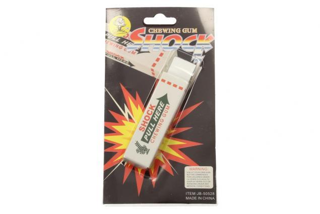 Foto 8 - Crazy žvýkačky SHOCK s elektrickým proudem