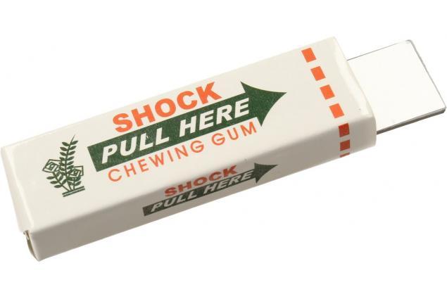 Foto 4 - Crazy žvýkačky SHOCK s elektrickým proudem
