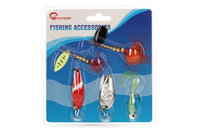 Foto 2 - Rybářské návnady sada 5 kusů