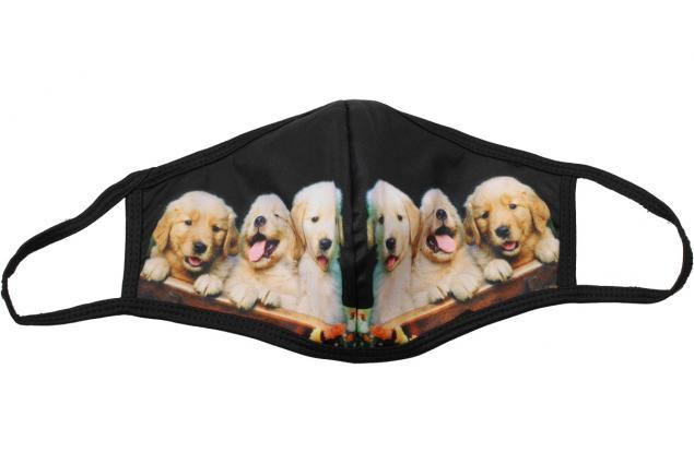Foto 2 - Rouška s fotkou psů