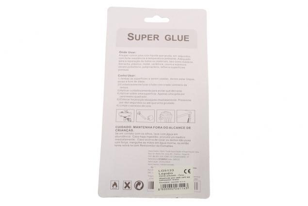 Foto 4 - Vteřinové lepidlo Super Glue 3 kusy
