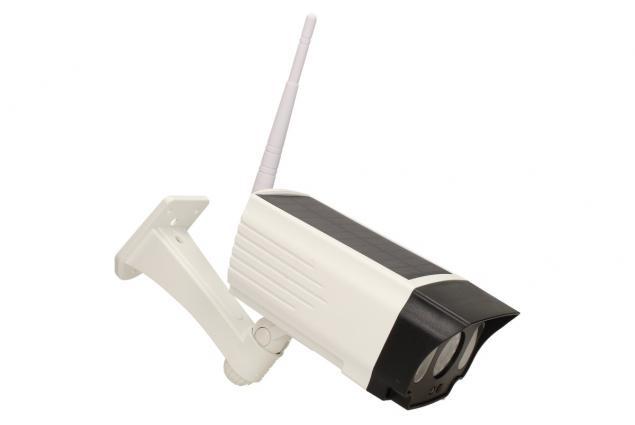 Foto 3 - Imitace bezpečnostní kamery T-28 s LED solárním světlem