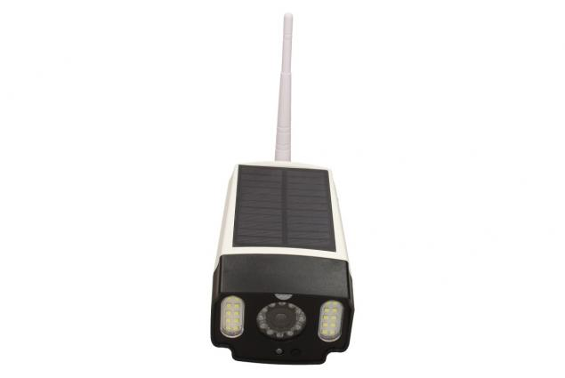 Foto 4 - Imitace bezpečnostní kamery T-28 s LED solárním světlem
