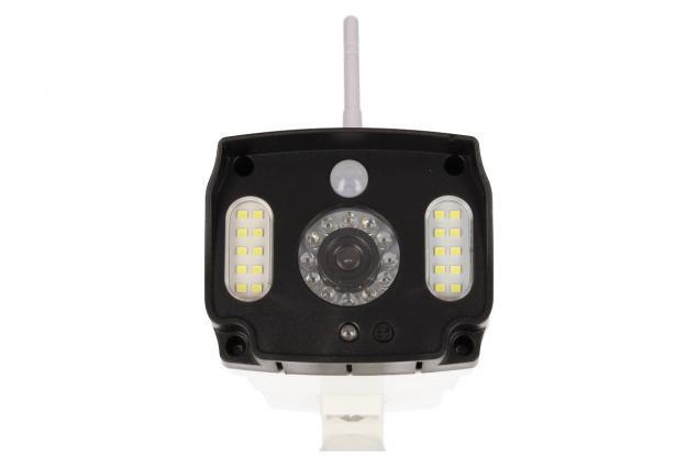 Foto 6 - Imitace bezpečnostní kamery T-28 s LED solárním světlem