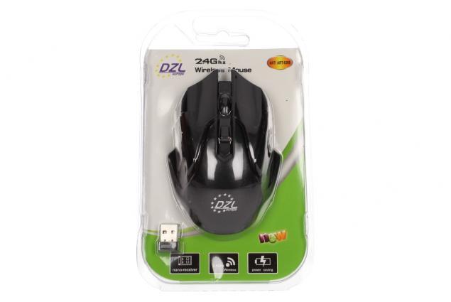 Foto 14 - Bezdrátová myš 2,4 Ghz 6 tlačítek