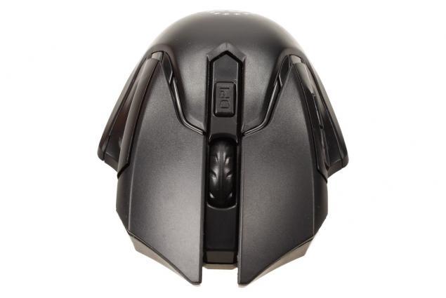 Foto 5 - Bezdrátová myš 2,4 Ghz 6 tlačítek