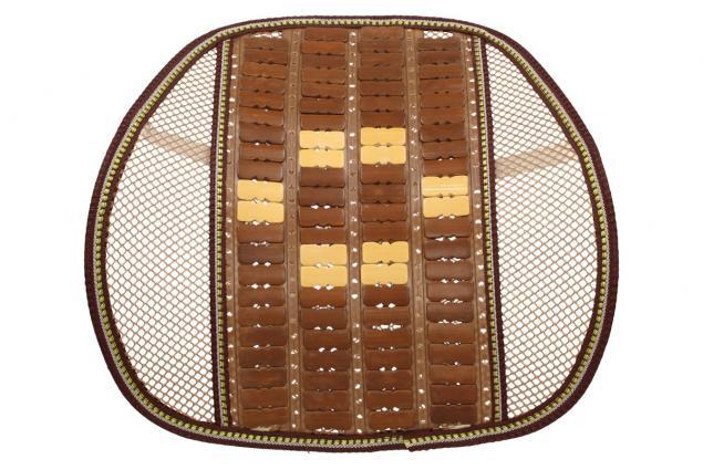 Foto 2 - Masážní dřevěná ergonomická opěrka zad