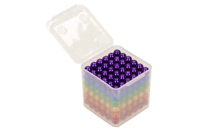 Foto 4 - Barevné magnetické kuličky 5 mm