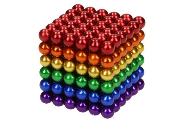 Foto 2 - Barevné magnetické kuličky 5 mm
