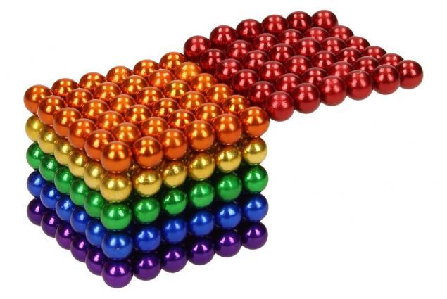 Foto 3 - Barevné magnetické kuličky 5 mm