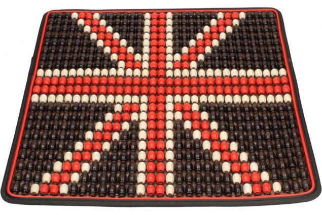Foto 2 - Masážní čtvercová podložka Anglie