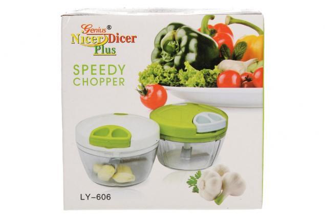 Foto 7 - Ruční sekáček potravin Speedy Choper LY-606