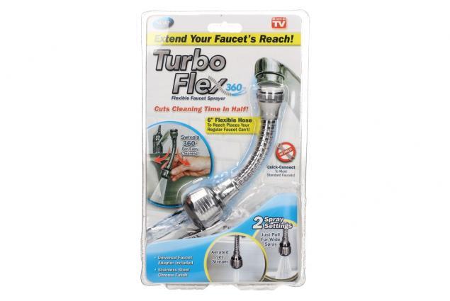Foto 5 - Spořič vody s nerezovým prodloužením Turbo Flex