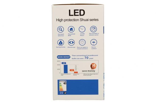 Foto 5 - LED úsporná žárovka 20W klasik