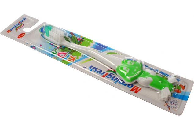 Foto 3 - Dětský zubní kartáček žába