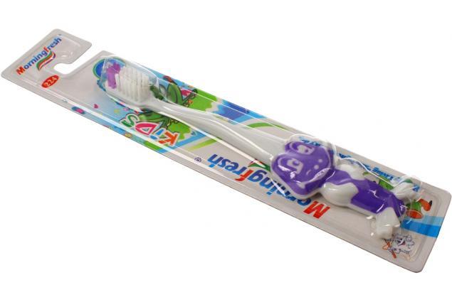 Foto 5 - Dětský zubní kartáček žába