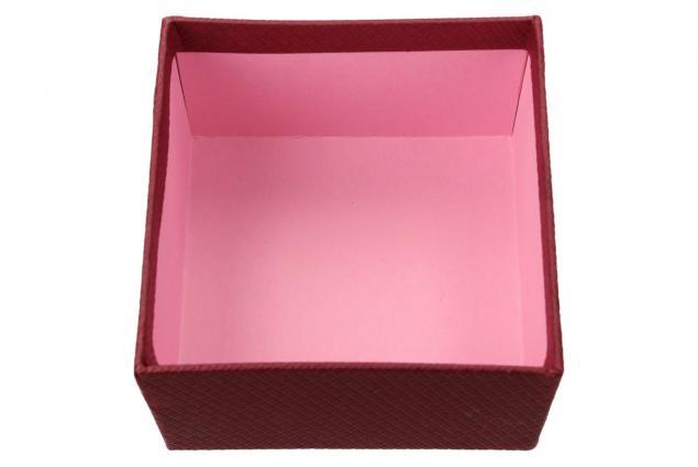 Foto 10 - Dárková krabička 11x11x7 cm