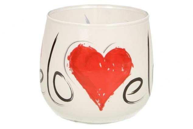 Foto 3 - Vonná svíčka Love
