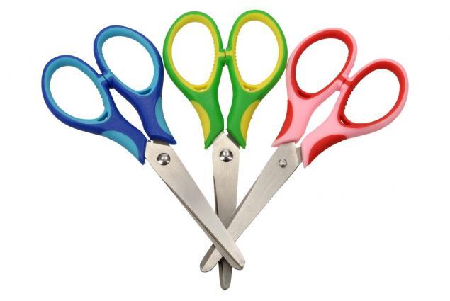 Foto 2 - Dětské kulaté nůžky