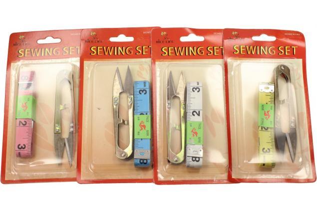 Foto 5 - Sada odstřihovací nůžky a metr