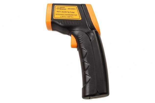 Foto 2 - Infračervený teploměr AR360A+ pistolový