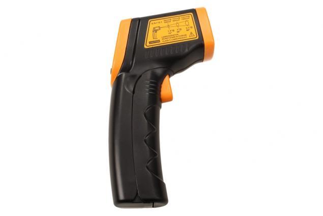 Foto 5 - Infračervený teploměr AR360A+ pistolový