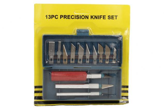 Foto 6 - Sada vyřezávacích nožů 13ks