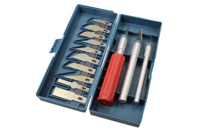 Foto 2 - Sada vyřezávacích nožů 13ks