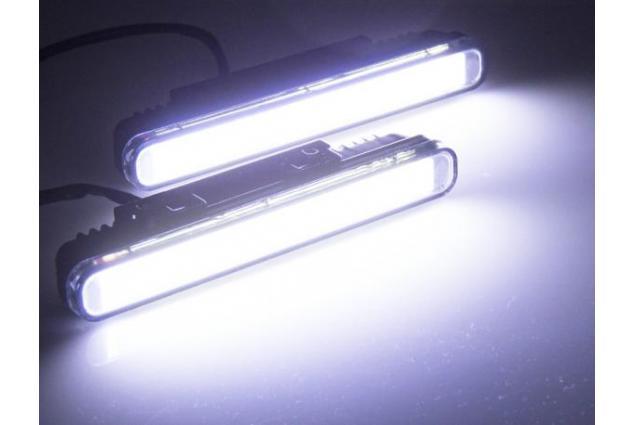 Foto 7 - LED světla pro denní svícení DEN R