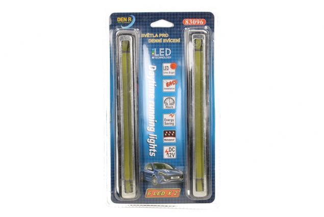 Foto 10 - LED světla pro denní svícení DEN R