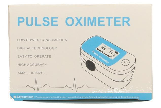 Foto 5 - Pulzní oxymetr na prst