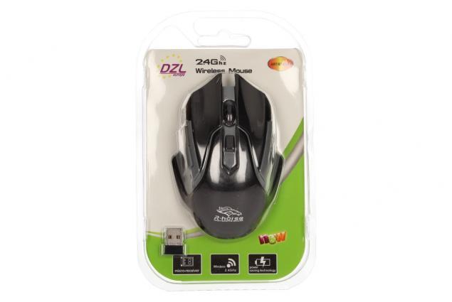Foto 15 - Bezdrátová myš 2,4 Ghz 6 tlačítek