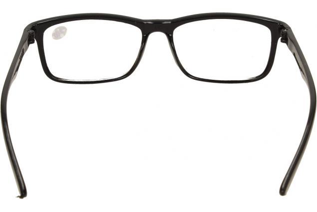 Foto 5 - Dioptrické brýle +3,00 černé