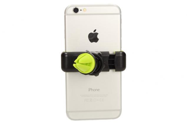 Foto 8 - Držák telefonu do mřížky ventilace univerzální 360°