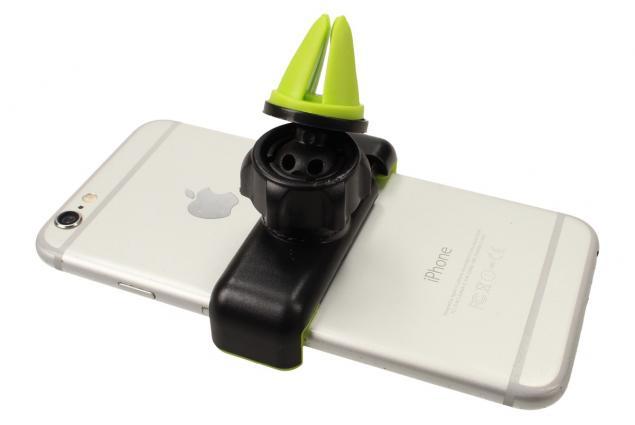 Foto 9 - Držák telefonu do mřížky ventilace univerzální 360°