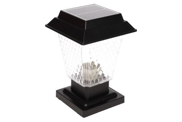 Foto 2 - LED solární dekorativní lampa FO-TA017 5W