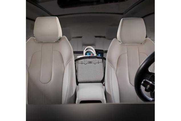 Foto 3 - Síťový organizér do auta mezi sedačky
