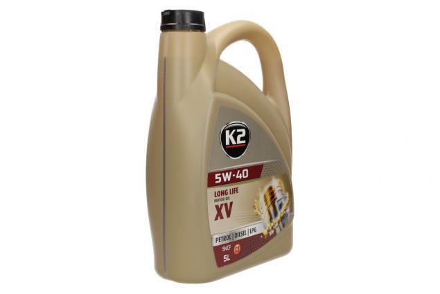 Foto 3 - K2 5W - 40 BENZIN, DIESEL, LPG 5 l - motorový olej