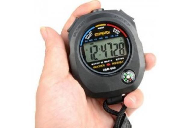 Foto 4 - Digitální stopky XL-009 s kompasem