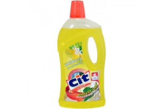 Foto 2 - CIT univerzální úklidový prostředek 1L extra lemon