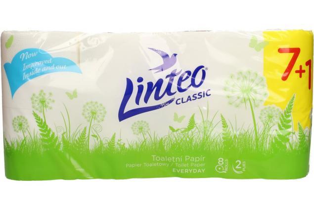 Foto 2 - Toaletní papír Linteo 2vrstvý 8 ks