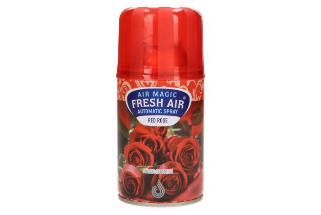 Foto 2 - FRESH AIR náplň do automatického osvěžovače vzduchu 260ml - Red Rose