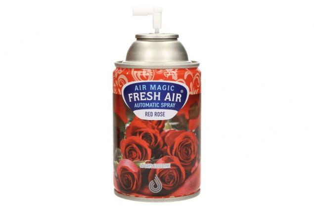 Foto 3 - FRESH AIR náplň do automatického osvěžovače vzduchu 260ml - Red Rose