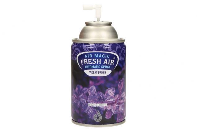 Foto 3 - FRESH AIR náplň do automatického osvěžovače vzduchu 260ml - Violet
