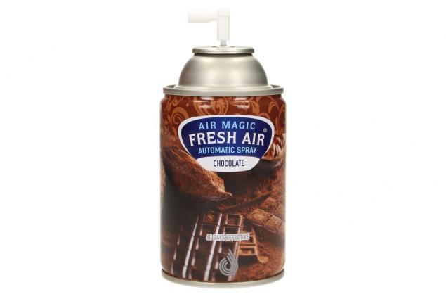 Foto 3 - FRESH AIR náplň do automatického osvěžovače vzduchu 260ml - Chocolate