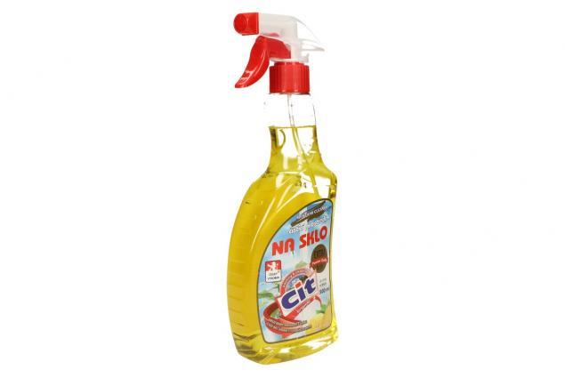 Foto 3 - CIT čistící prostředek na sklo 500 ml Citron