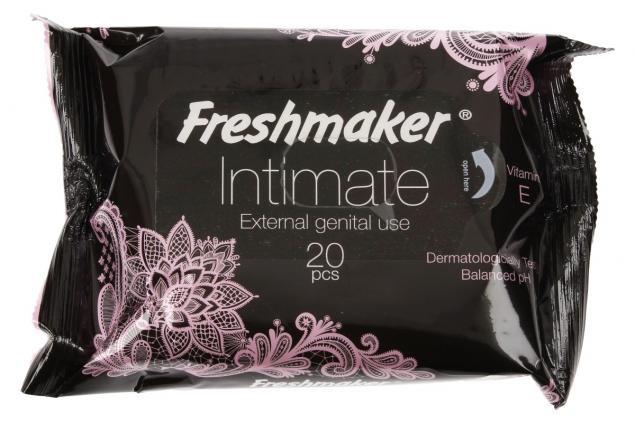 Foto 3 - Freshmaker intimní vlhčené ubrousky 20ks