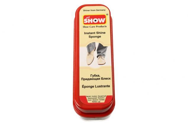 Foto 2 - SHOW houbička napuštěná krémem na boty- neutrální