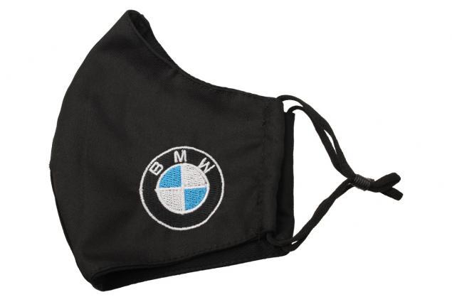Foto 3 - Rouška BMW vyšívaná